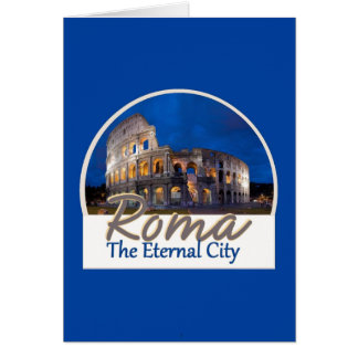 ROME Italy Card