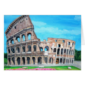Rome, Italy - Card Greeting Card