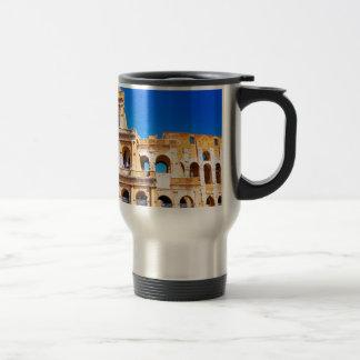 Rome, Italy - Colosseum Travel Mug