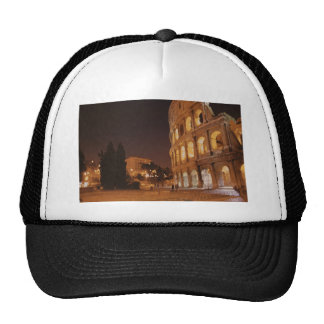 Rome Italy Colosseum Trucker Hat