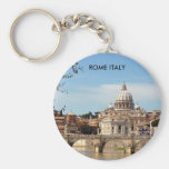 ROME ITALY KEY CHAIN