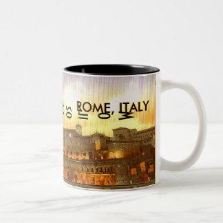 ROME, ITALY ( Mojisola A Gbadamosi - Okubule ) Mugs