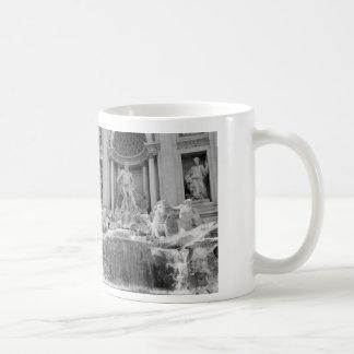 Rome, Italy Mug, Trevi Fountain