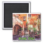 ROME, ITALY (Muyiwa Adetola Okubule ) Refrigerator Magnet