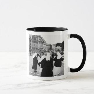 Rome Italy, Nun Patrol! (NR) Mug
