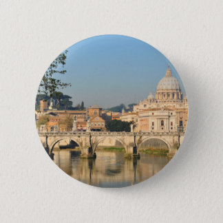Rome, Italy Pinback Button