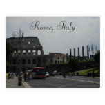 Rome, Italy Post Card