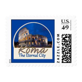 ROME Italy Postage