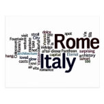 Rome Italy Postcard