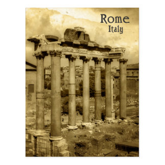 Rome,Italy Post Card