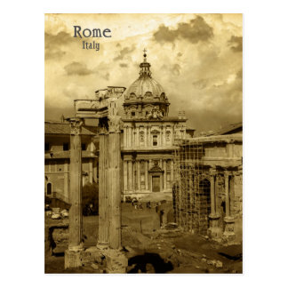 Rome,Italy Postcard