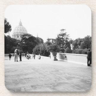 Rome Italy, The Vatican Gardens Coasters