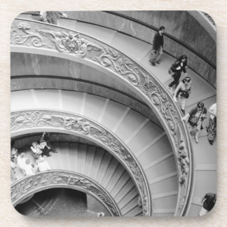 Rome Italy, Vatican Staircase 2 Coasters