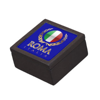 Rome Jewelry Box
