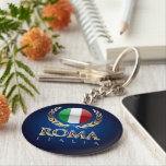 "Rome Keychain<br><div class=""desc"">Rome, Italy 