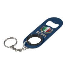 Rome Keychain Bottle Opener