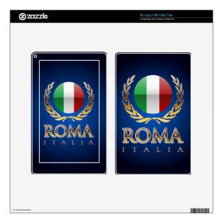 Rome Kindle Fire Skin