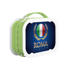 Rome Lunch Box