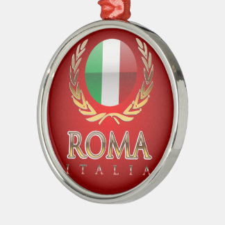 Rome Metal Ornament