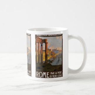 Rome Classic White Coffee Mug