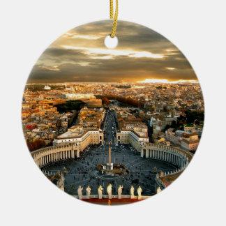 Rome Christmas Ornaments