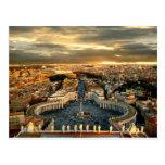 Rome Postcard