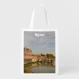 Rome Reusable Grocery Bag