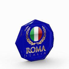 Rome (RM) Italy Award