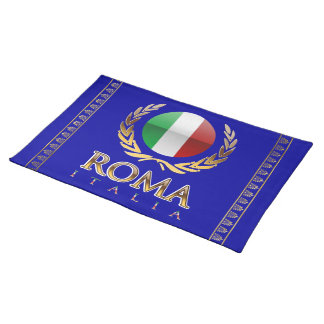 Rome (RM) Italy Cloth Placemat