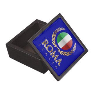 Rome (RM) Italy Keepsake Box