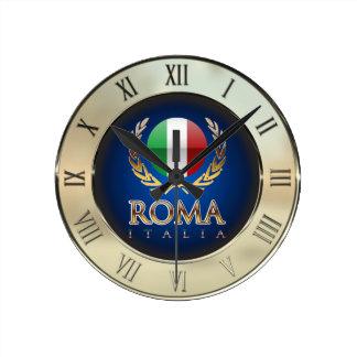 Rome Round Clock
