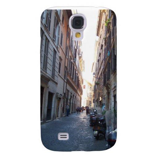 Rome Samsung Galaxy S4 Cases