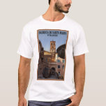 Rome - Santa Maria in Trastevere T-Shirt