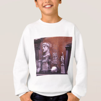 Rome Sculpted Body Parts Sweatshirt