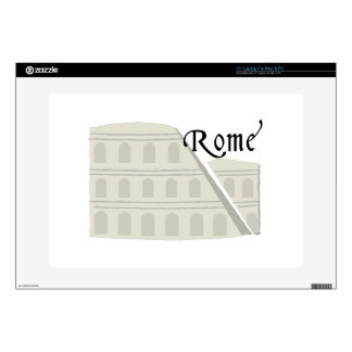 Rome Decals For Laptops