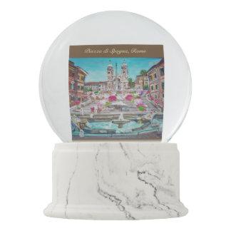 Rome - Snow Globe
