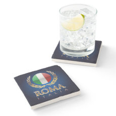 Rome Stone Coaster