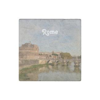 Rome Stone Magnet