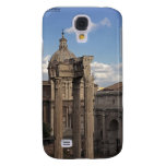 Rome - Temple of Vespasian and Titus Samsung Galaxy S4 Cases