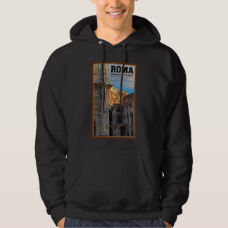 Rome - the Arch of Constantine and the Colosseum Sweatshirts