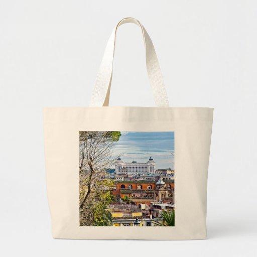 Rome, the eternal city. bag