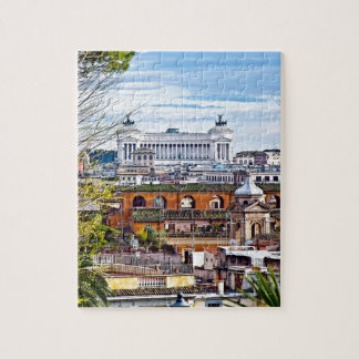 Rome, the eternal city. jigsaw puzzle