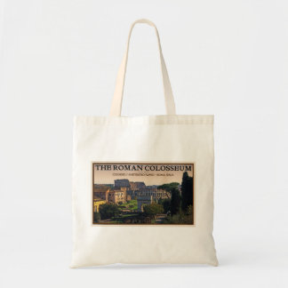 Rome - The Roman Forum and Colosseum Budget Tote Bag