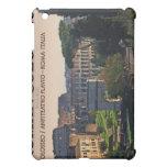 Rome - The Roman Forum and Colosseum Cover For The iPad Mini