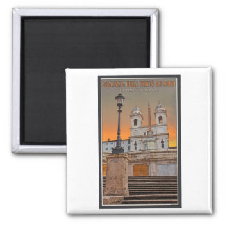 Rome - The Spanish Steps Magnet