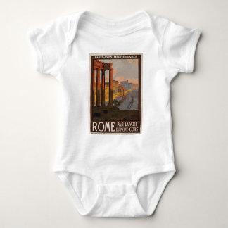 Rome through the Mont-Cenis Baby Bodysuit