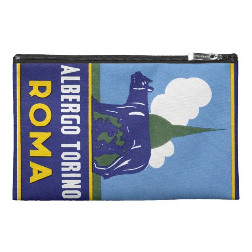 Rome Travel Accessory Bag