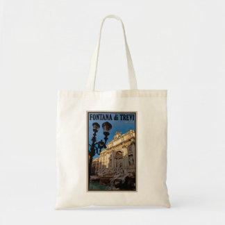 Rome - Trevi Fountain Bag
