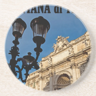 Rome - Trevi Fountain Coaster