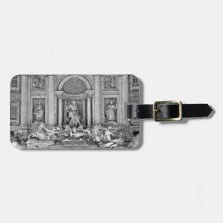 Rome, Trevi fountain Luggage Tag